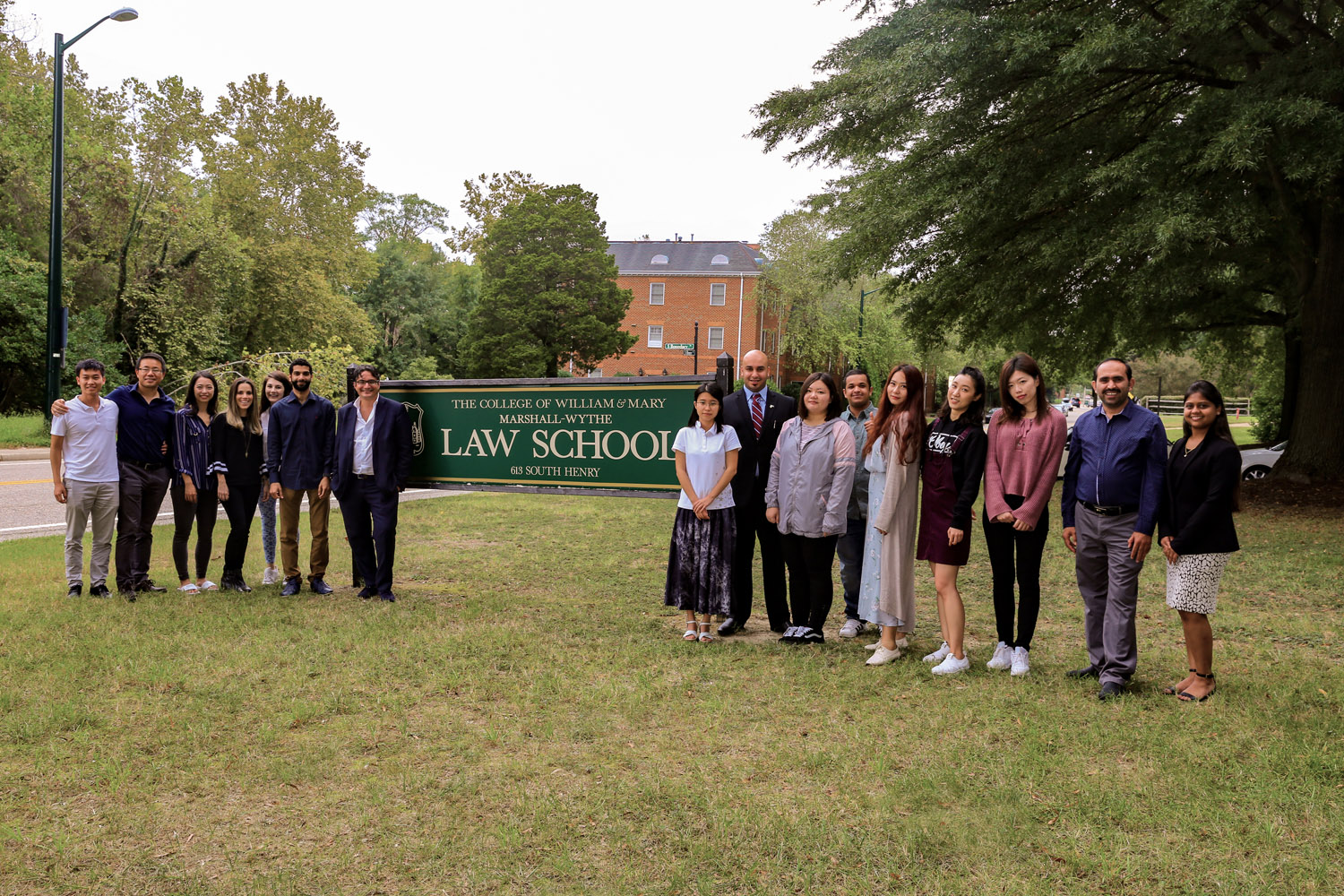Study Abroad | William & Mary Law School
