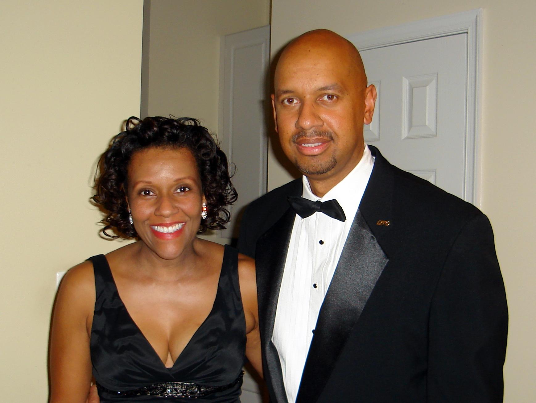 alumni couple