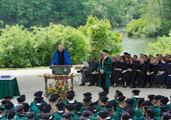 Graduation - Dean Douglas
