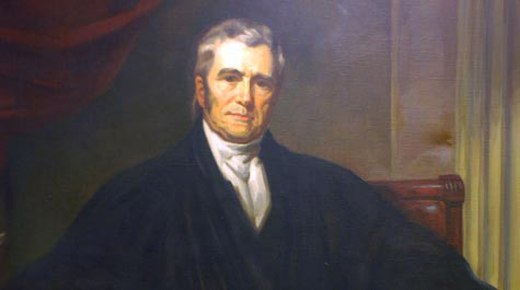 John Marshall, Chief Justice of the United States