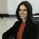 Photo of Prof. Erin Joy Hendrickson