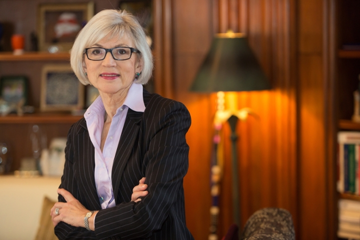 Chief Justice McLachlin, photo by Roy Grogan, ? Supreme Court of Canada