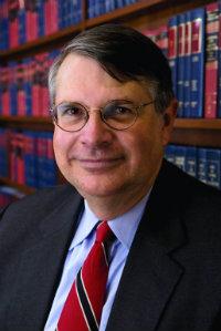 2013 Brigham-Kanner Prize Recipient Thomas W. Merrill