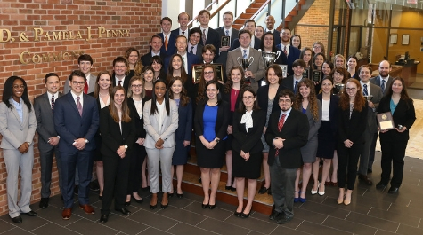 2018-2019 William & Mary Moot Court Team